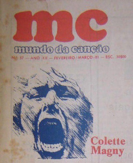 Mundo da Canção - n°57 - fevrier 1981