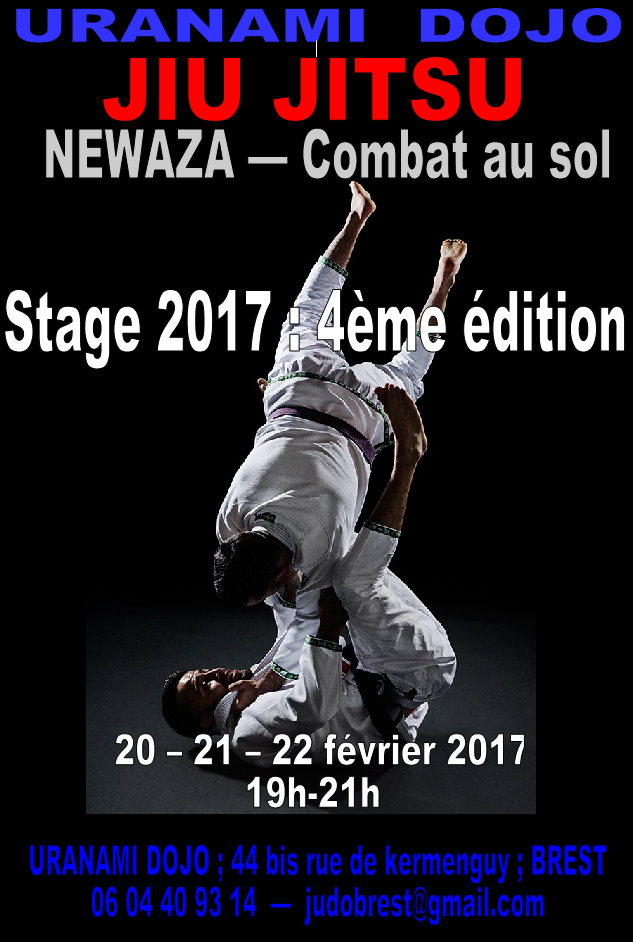 Stage newaza 2017