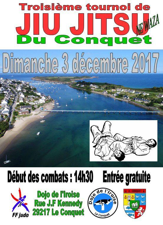 Tournoi Newaza du Conquet 2017