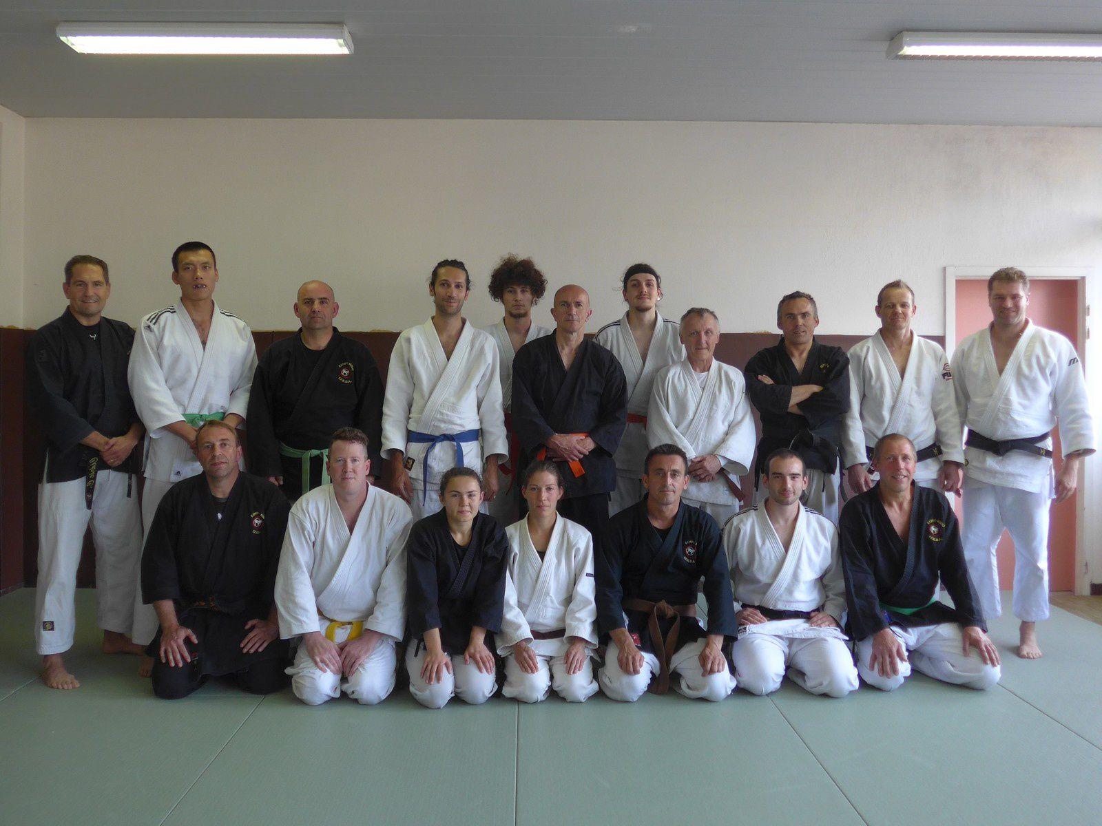 Echange Kempo Jiu-Jitsu