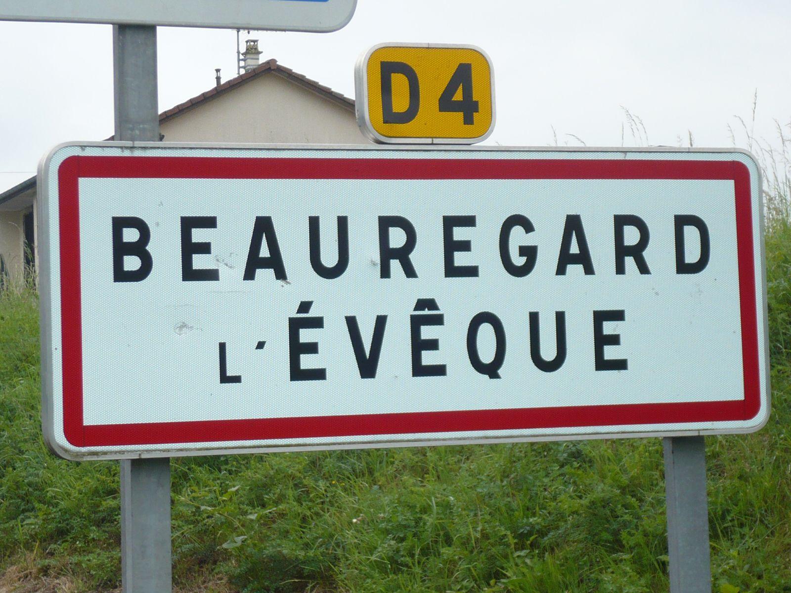 Rando à Beauregard l'Evêque. (21N2).