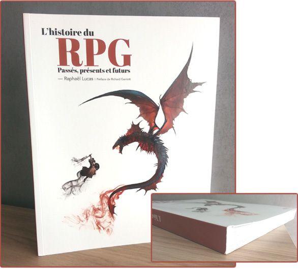L'HISTOIRE DU RPG [Pix'n Love, actu]