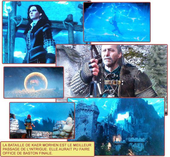 THE WITCHER III: Wild Hunt [Partie vécue]