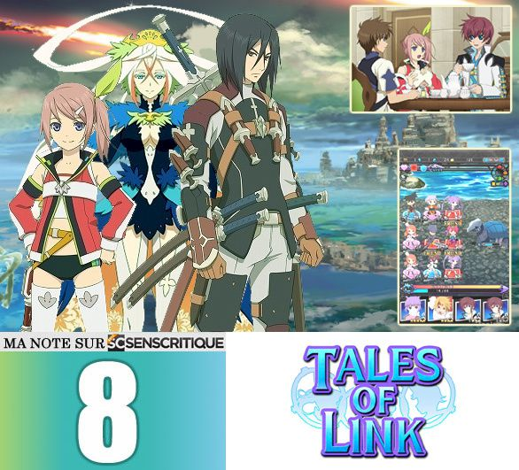 TALES OF LINK [Test express]