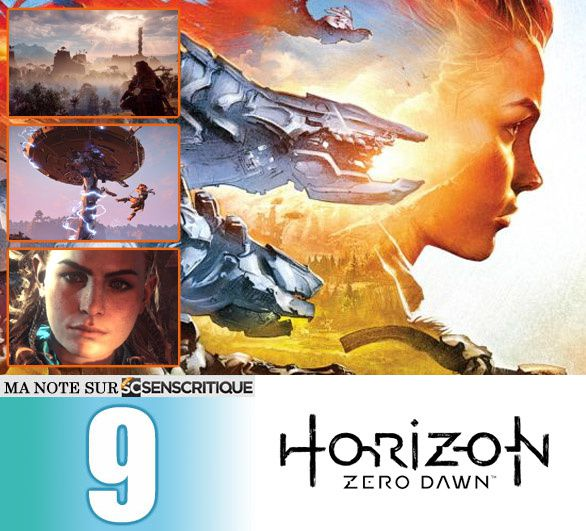 HORIZON ZERO DAWN [Test express]