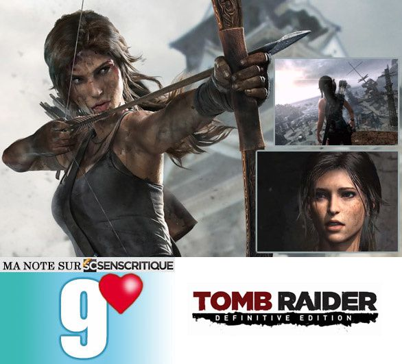 TOMB RAIDER Definitive edition [Test express]