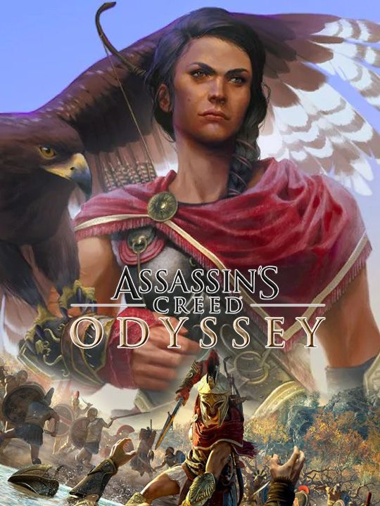 ASSASSIN'S CREED Odyssey [Test]