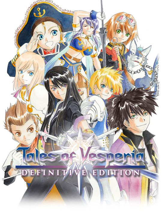 TALES OF VESPERIA Definitive edition [Test]