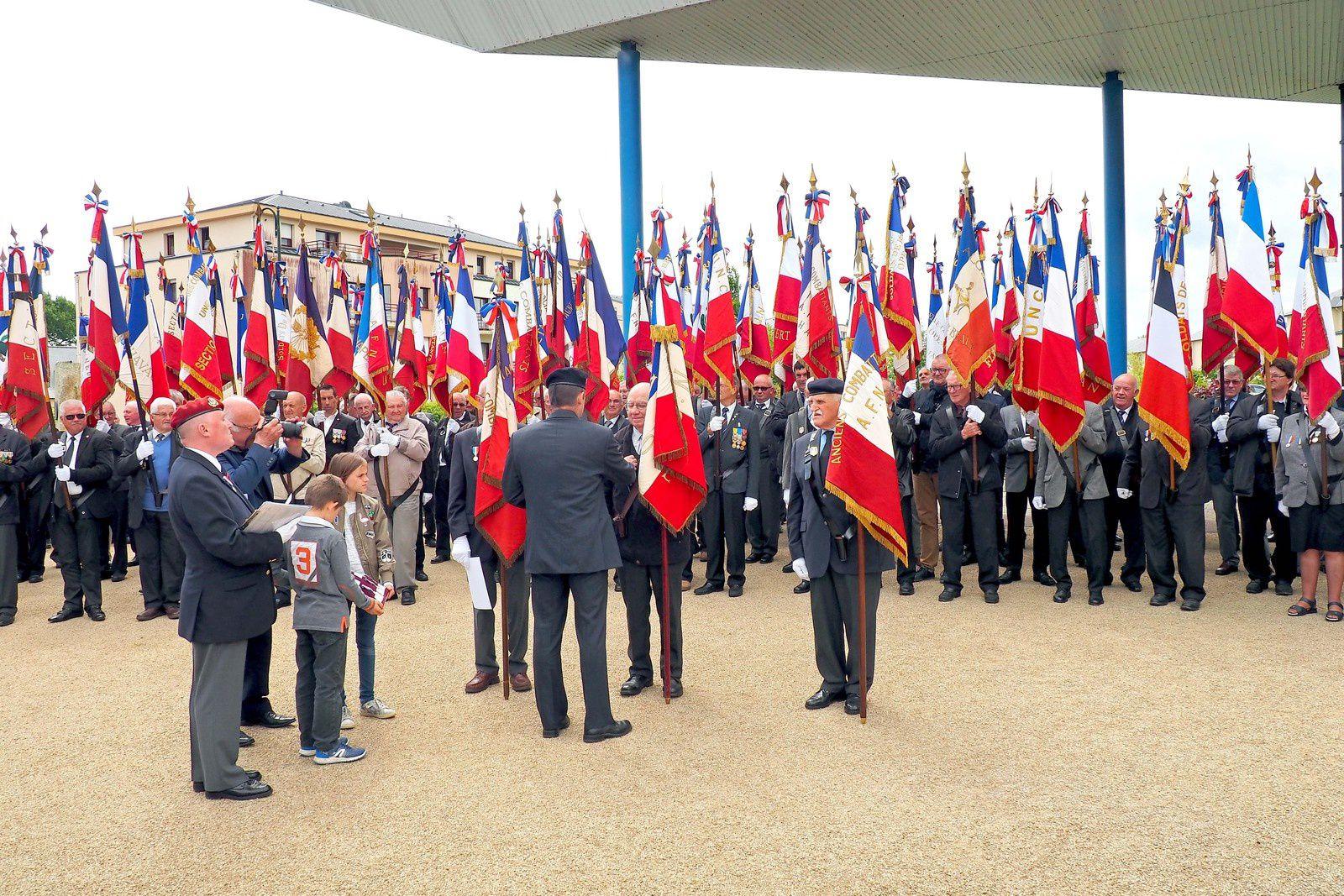 Les photos de la cérémonie (Merci georges pour ces belles photos)