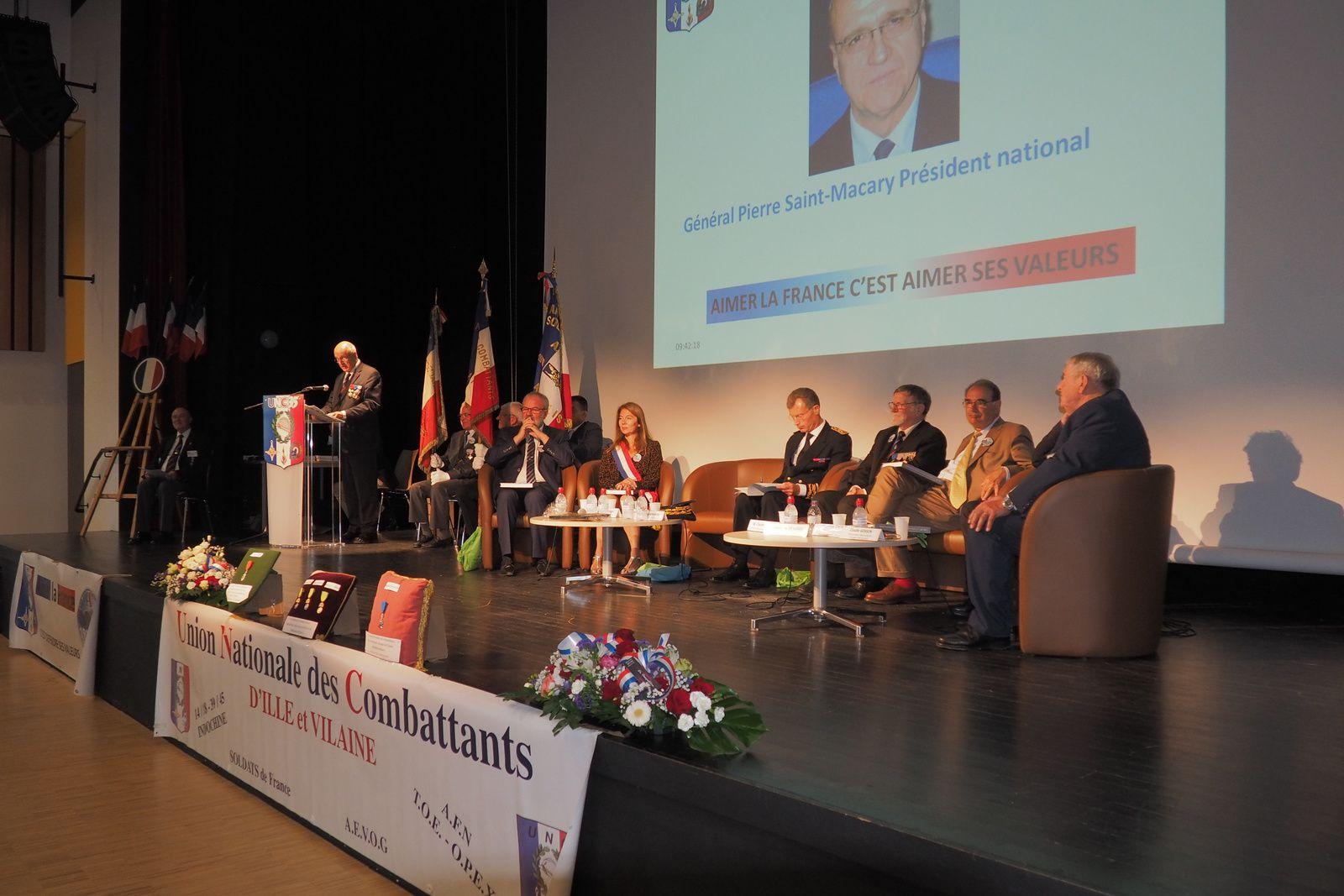 Retour sur le Congrès départemental du Centenaire en photos, merci à Georges T.