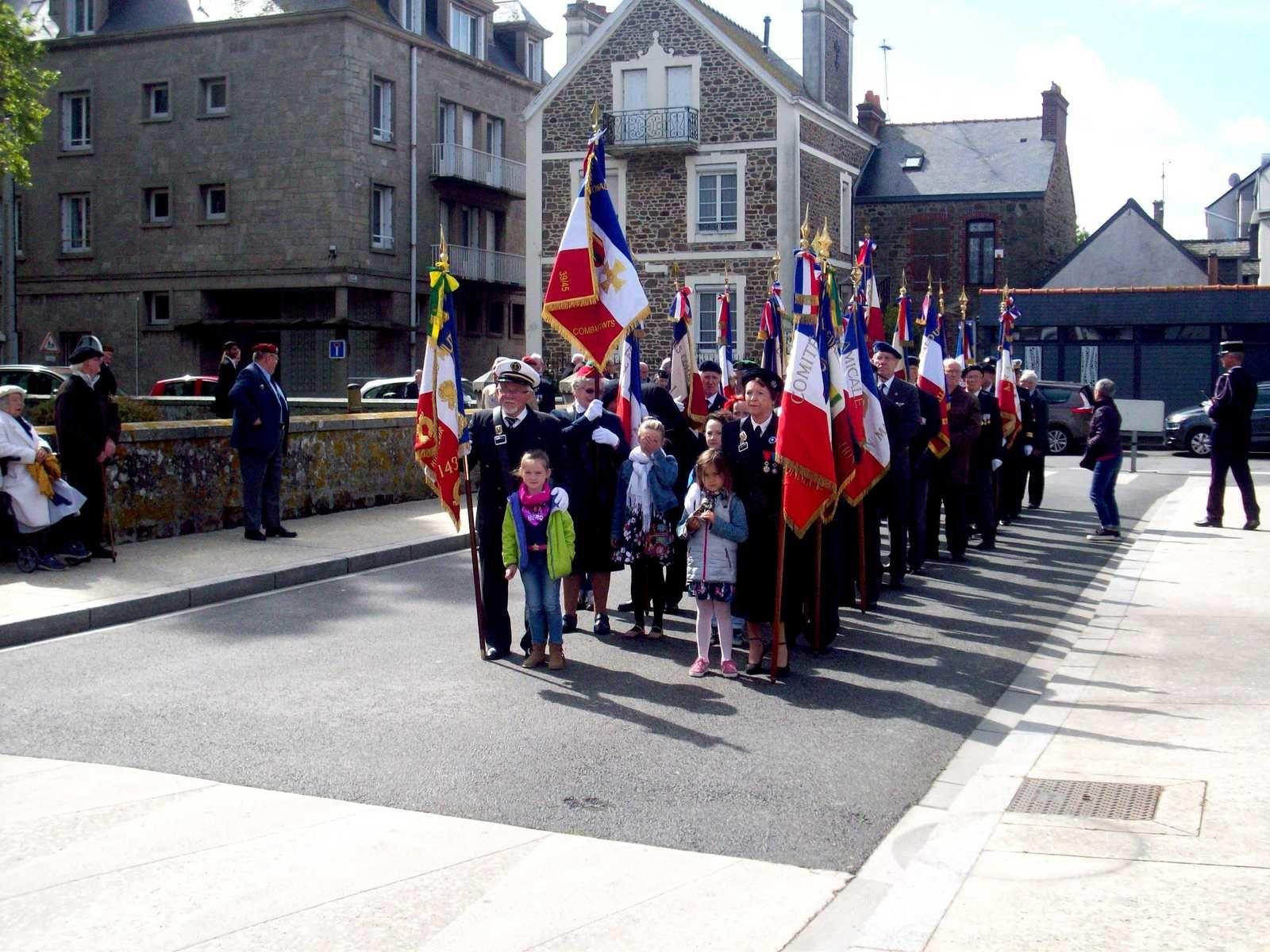le 08 mai à Saint-Malo
