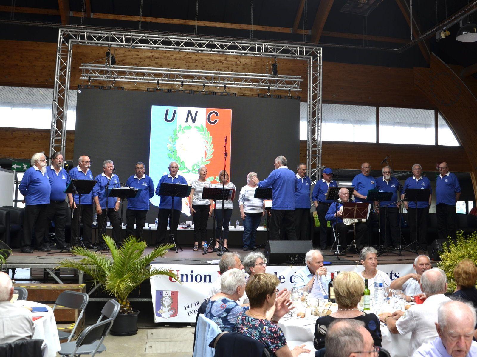 Retour sur le Congrès National de l'UNC à Saint-Malo, photos de Joseph C. que nous remercions pour sa disponibilité !