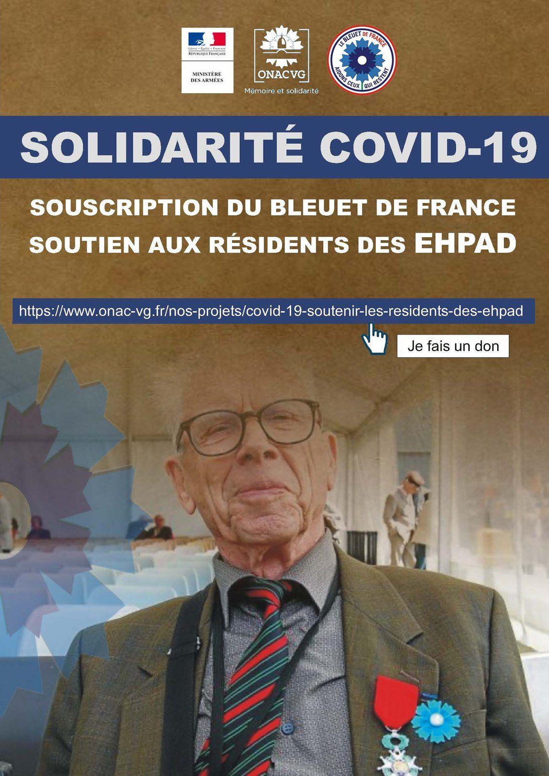 ONACVG // Solidarité COVID 19