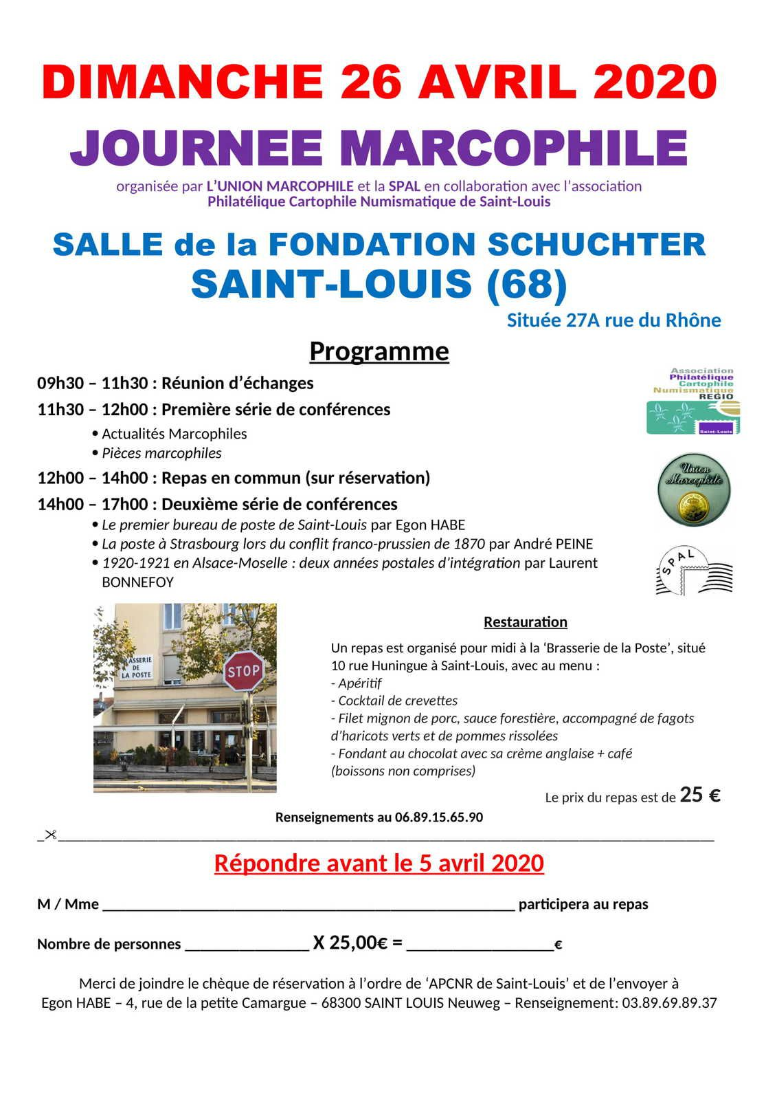 JOURNEE FORMATION 26 AVRIL 2020