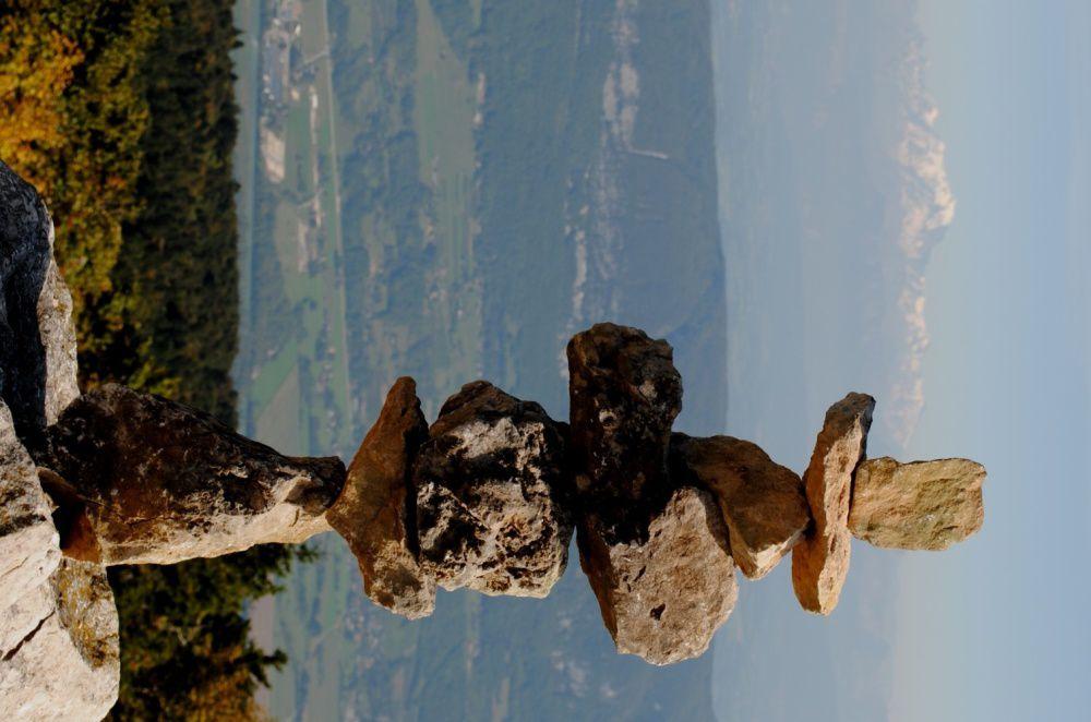 Cairn du grand Colombier - Ain © Levaillant 2013