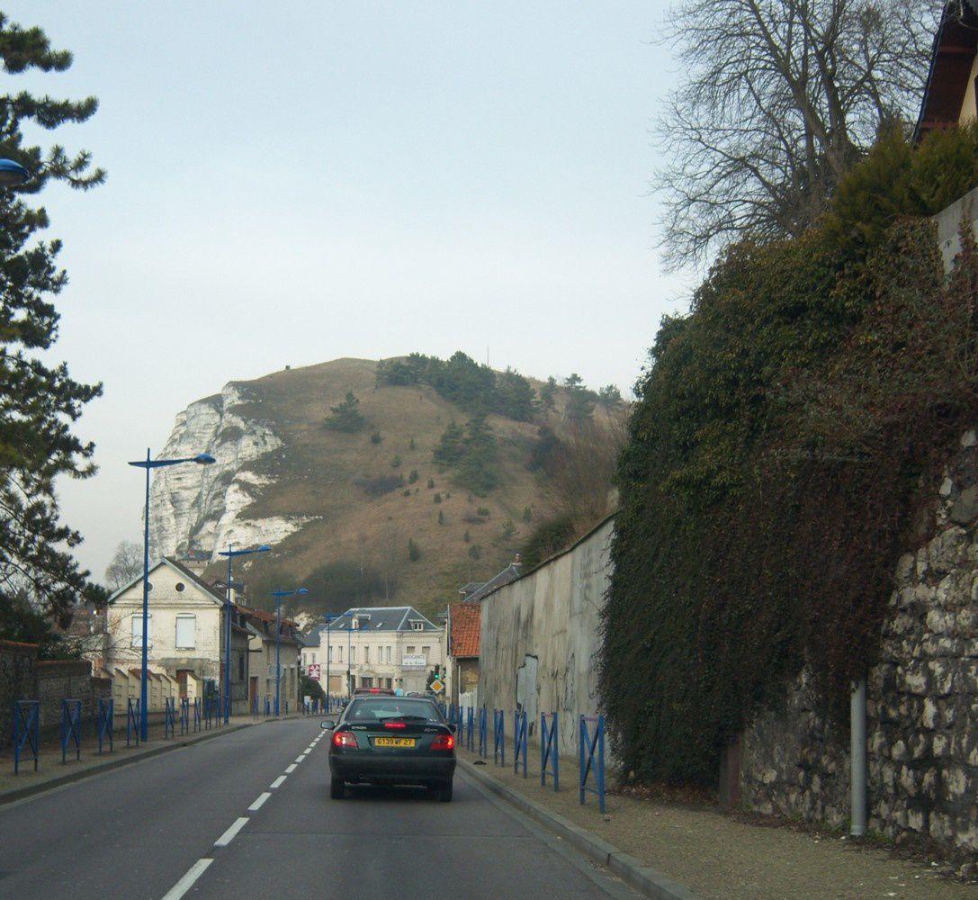 la côte St Adrien