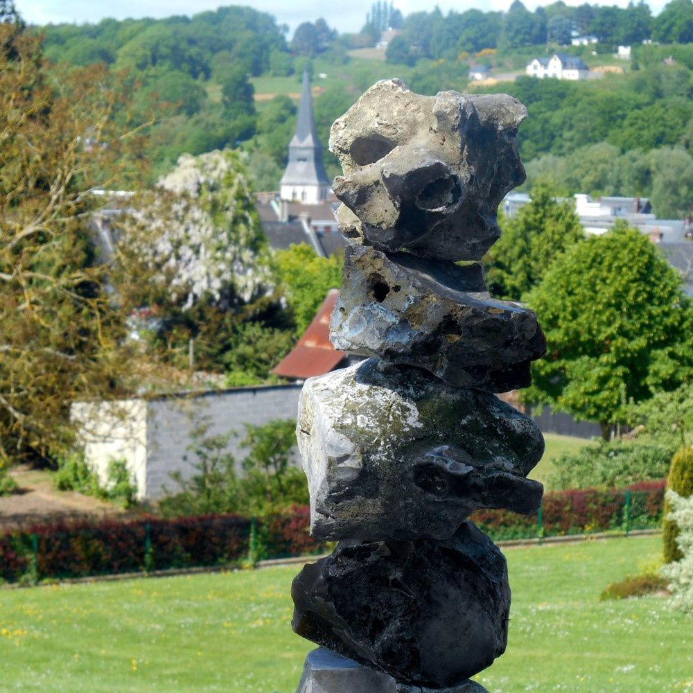cairn de Duclair, côté Austreberthe