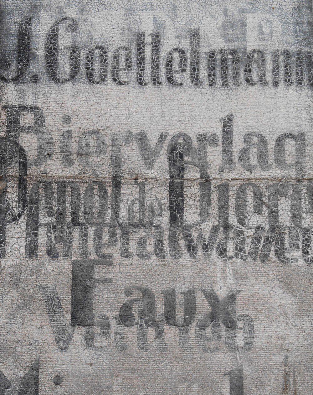 inscriptions anciennes