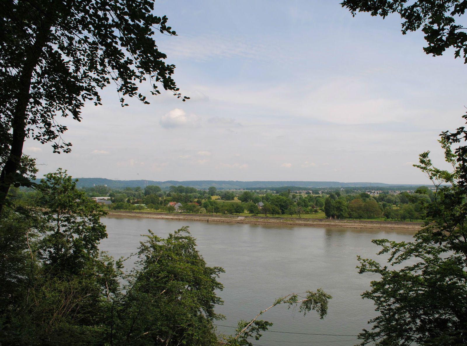 la Seine entre Duclair et Mesnil-sous-Jumièges