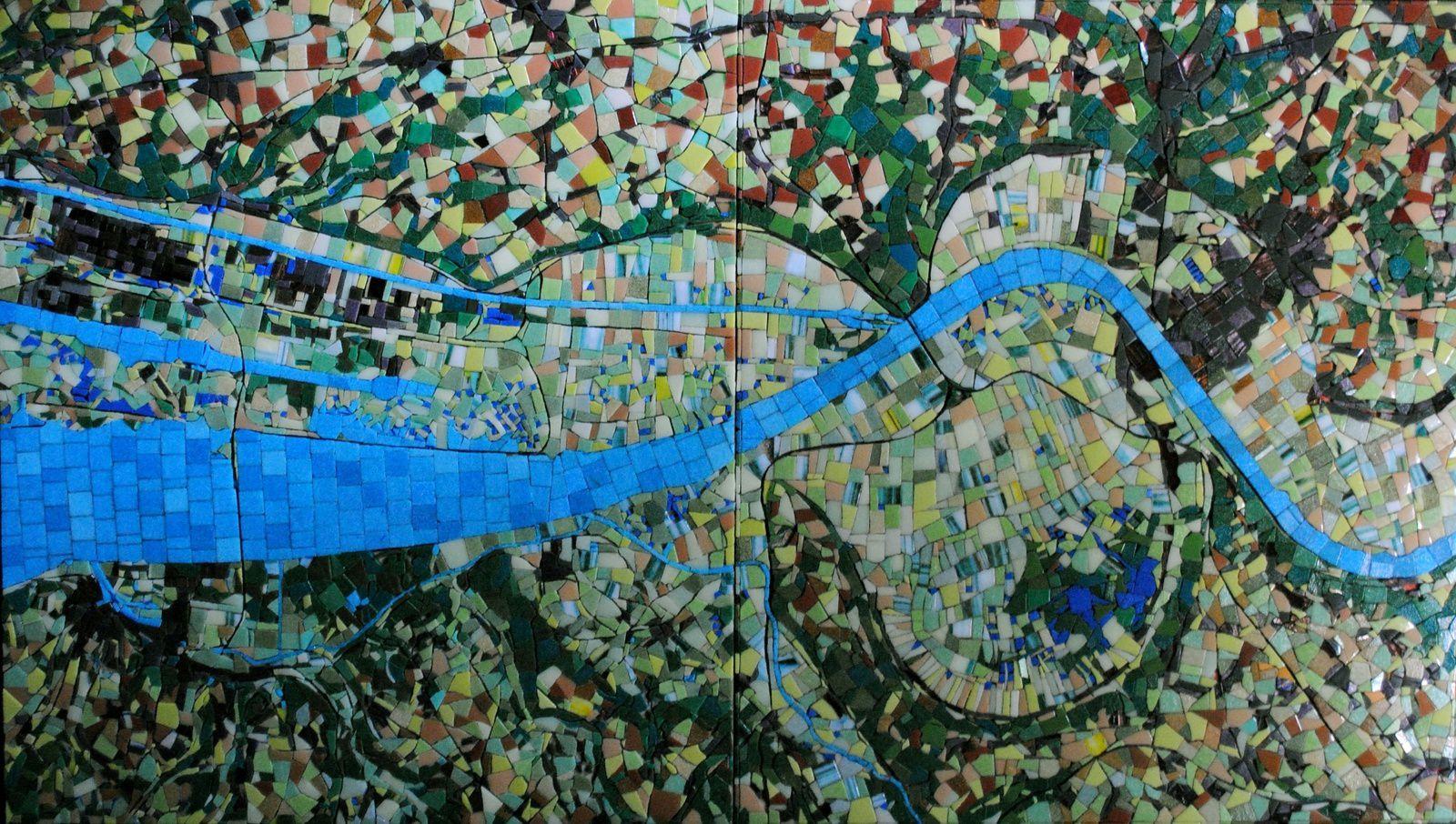 la situation du marais vernier dans l'estuaire de la Seine