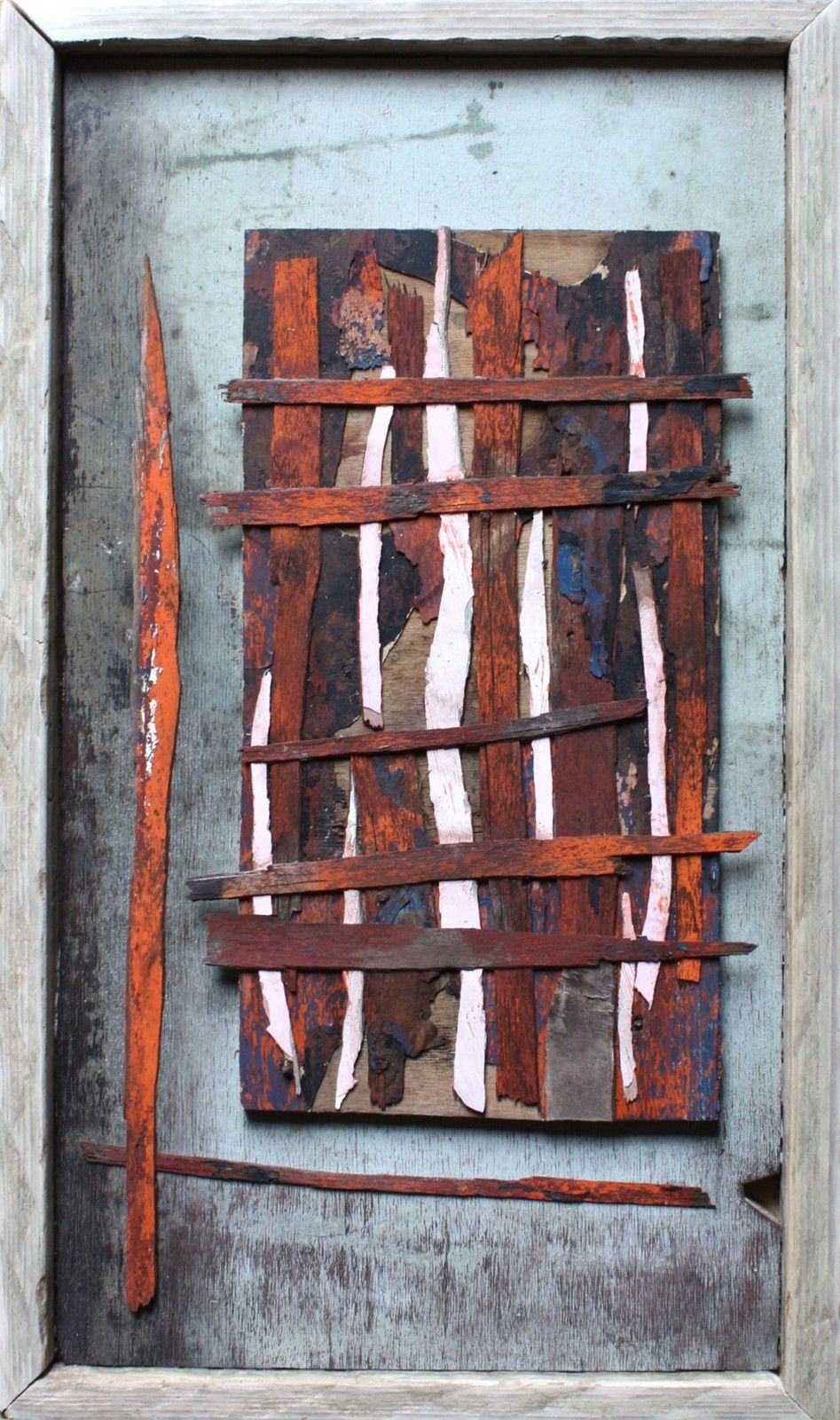Channel n° 35 - Window 1 - Assemblage mixte © Pascal Levaillant 2016