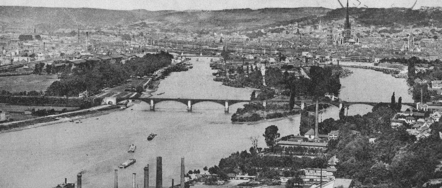 En Seine: brèves de  traversée et autres courts récits