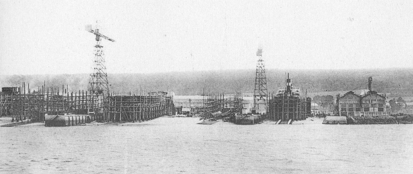 Les chantiers du Trait (construction navale)