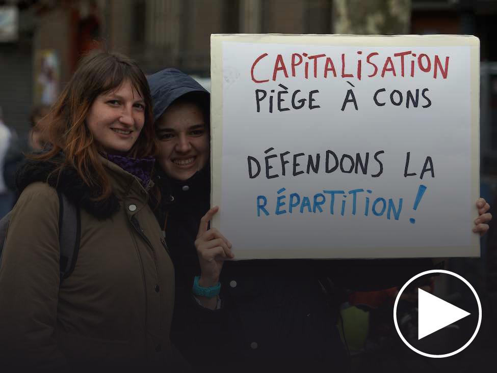 La CGT lance une campagne de mobilisation sur la réforme des retraites