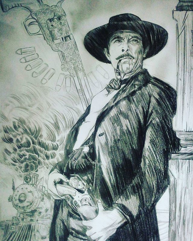 Tribute to Lee Van Cleef