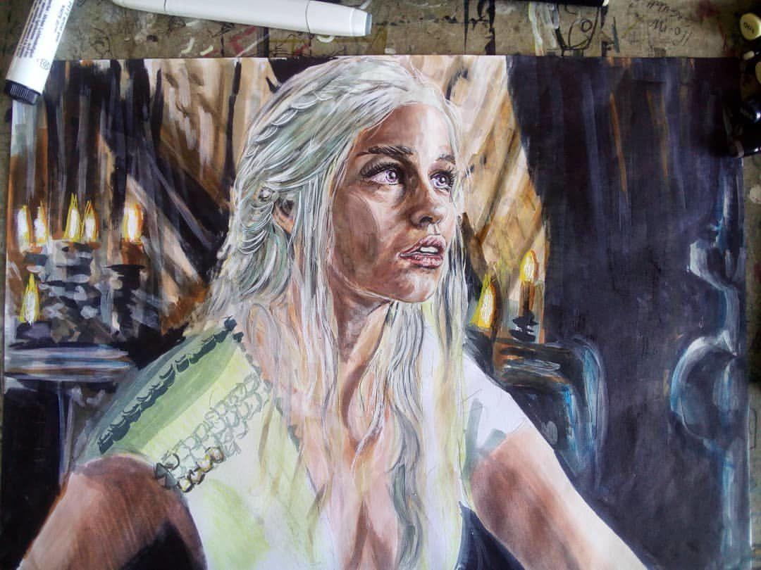 Daenerys Targarien ,Khaleesi