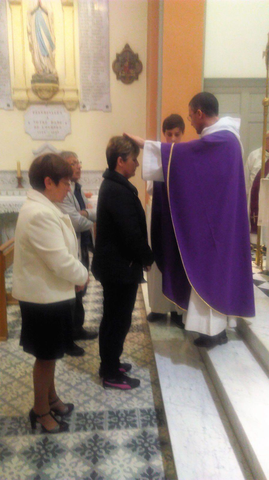 Préparation a Baptême- 90 ans d'Elises