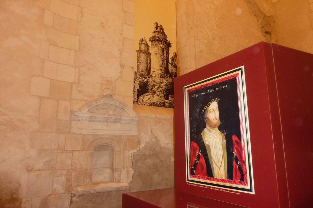 1 juin 2013 : Matin , visite du chateau d'Apremont (cliquez sur les photos pour les agrandir)