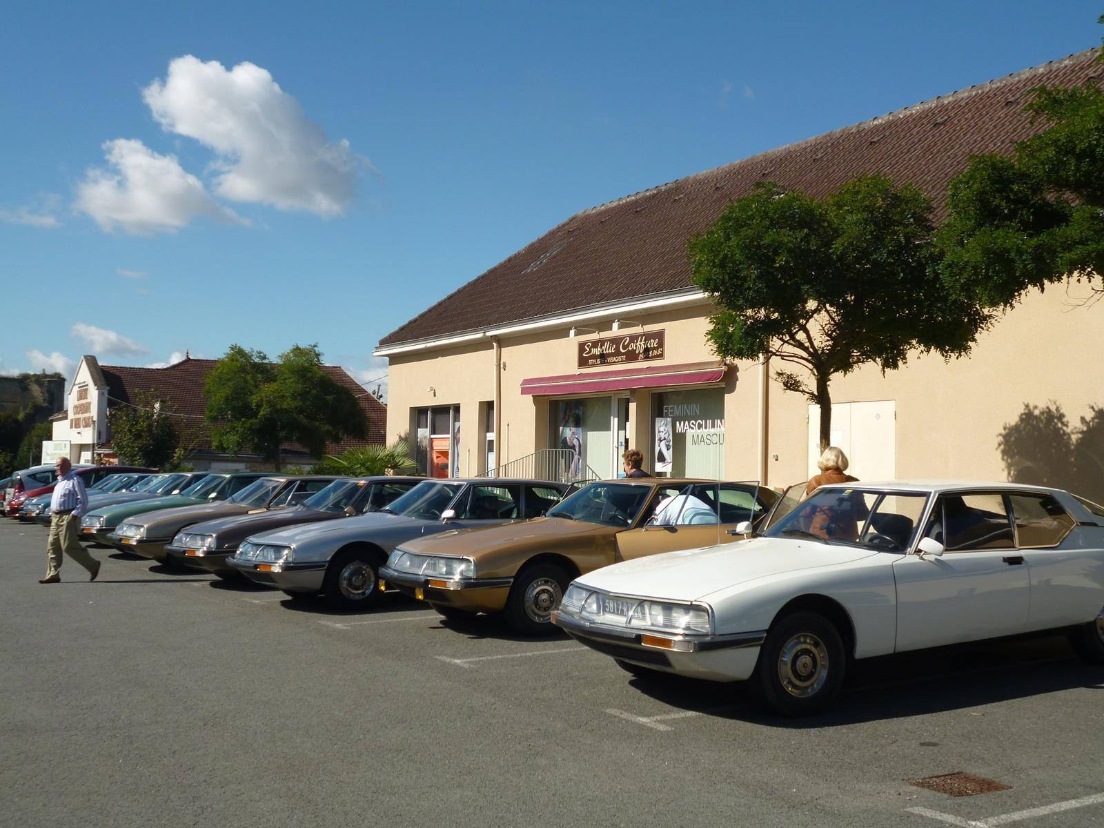 Octobre 2013 : sortie dans le Poitou