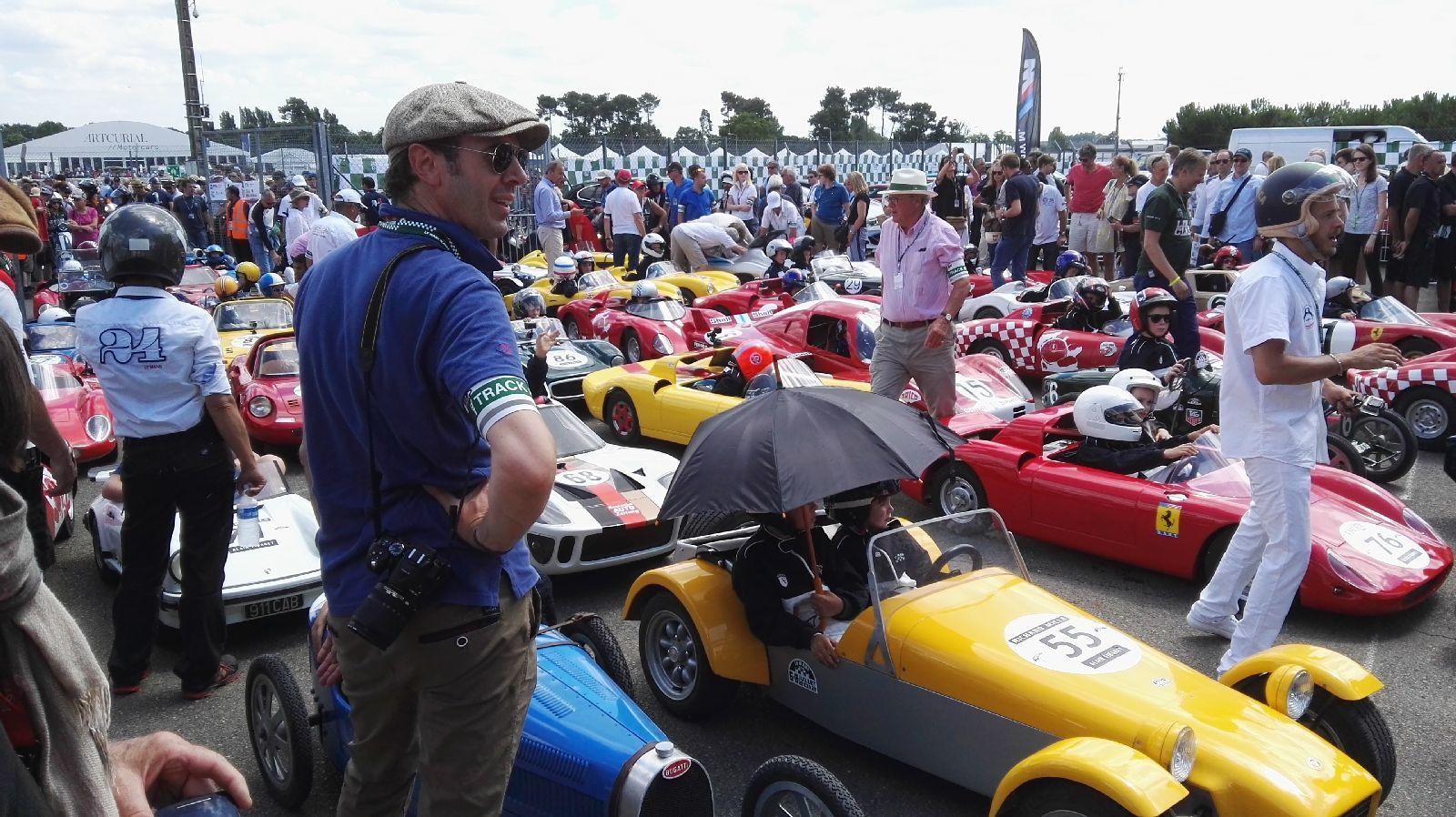 Juillet 2016 : Le Mans Classic