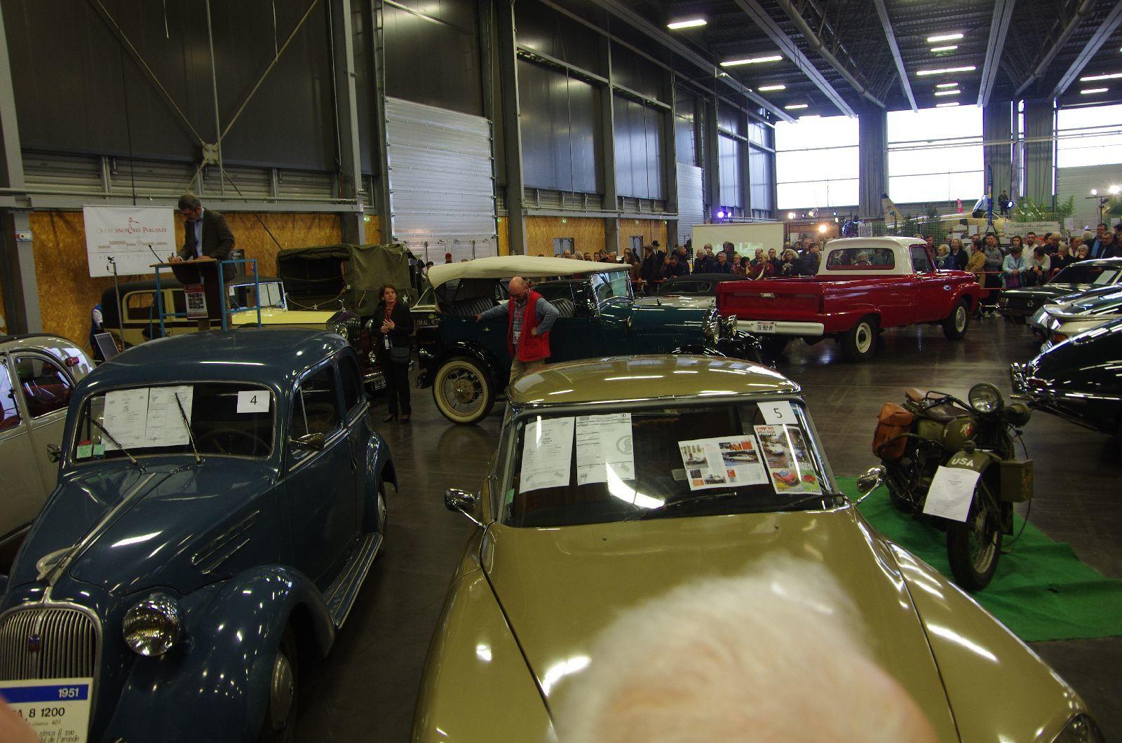 Historic Auto à Nantes