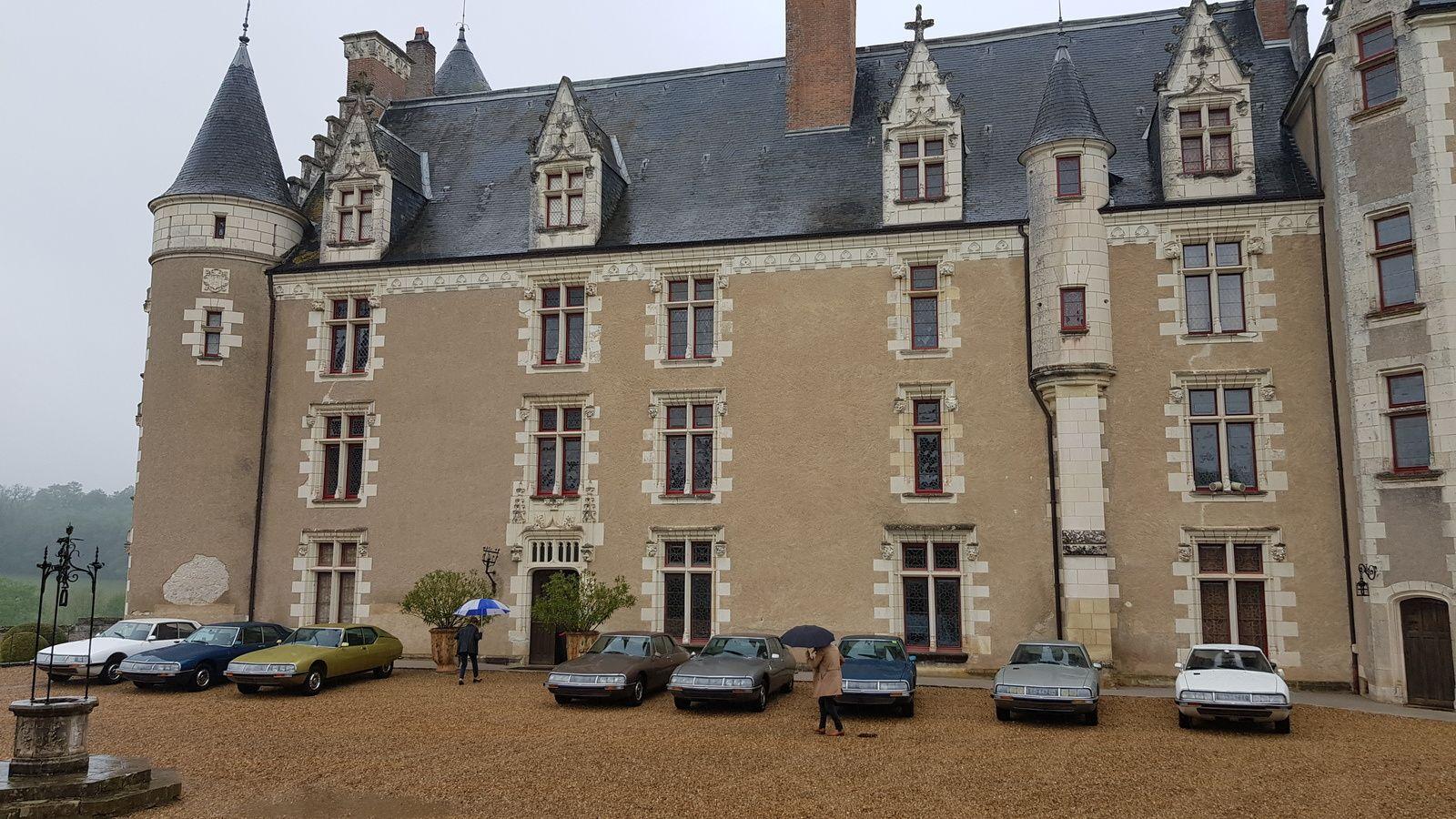 Château de Montpoupon et musée Matra