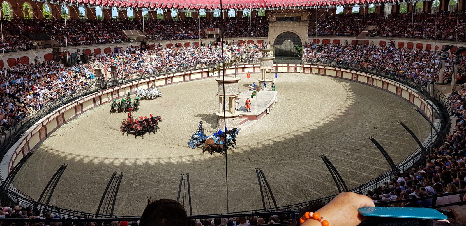 13 , 14 et 15 septembre 2019 : Sortie Nationale du SM Club de France au Puy du Fou