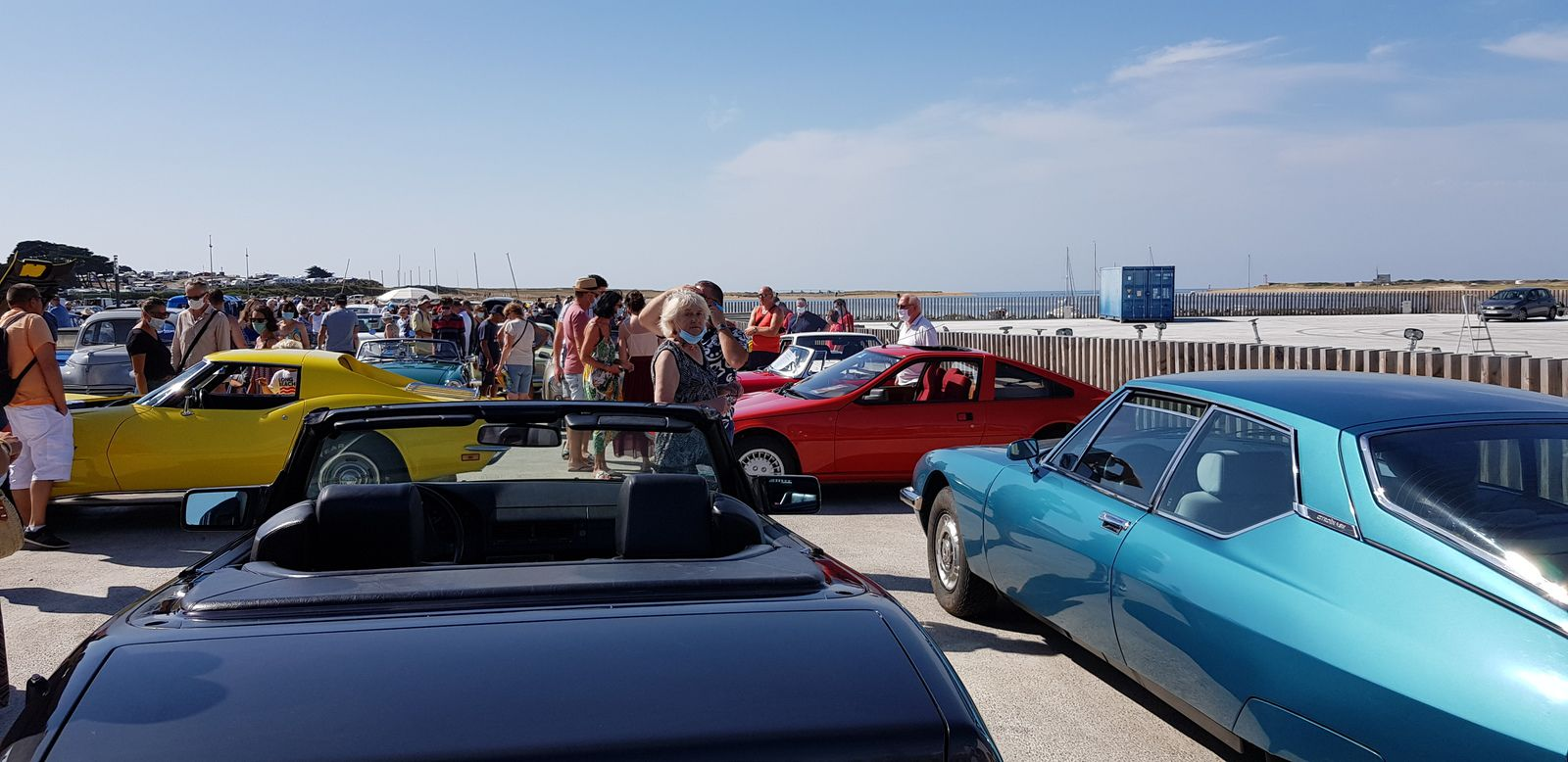Etel Morbihan 9 août 2020