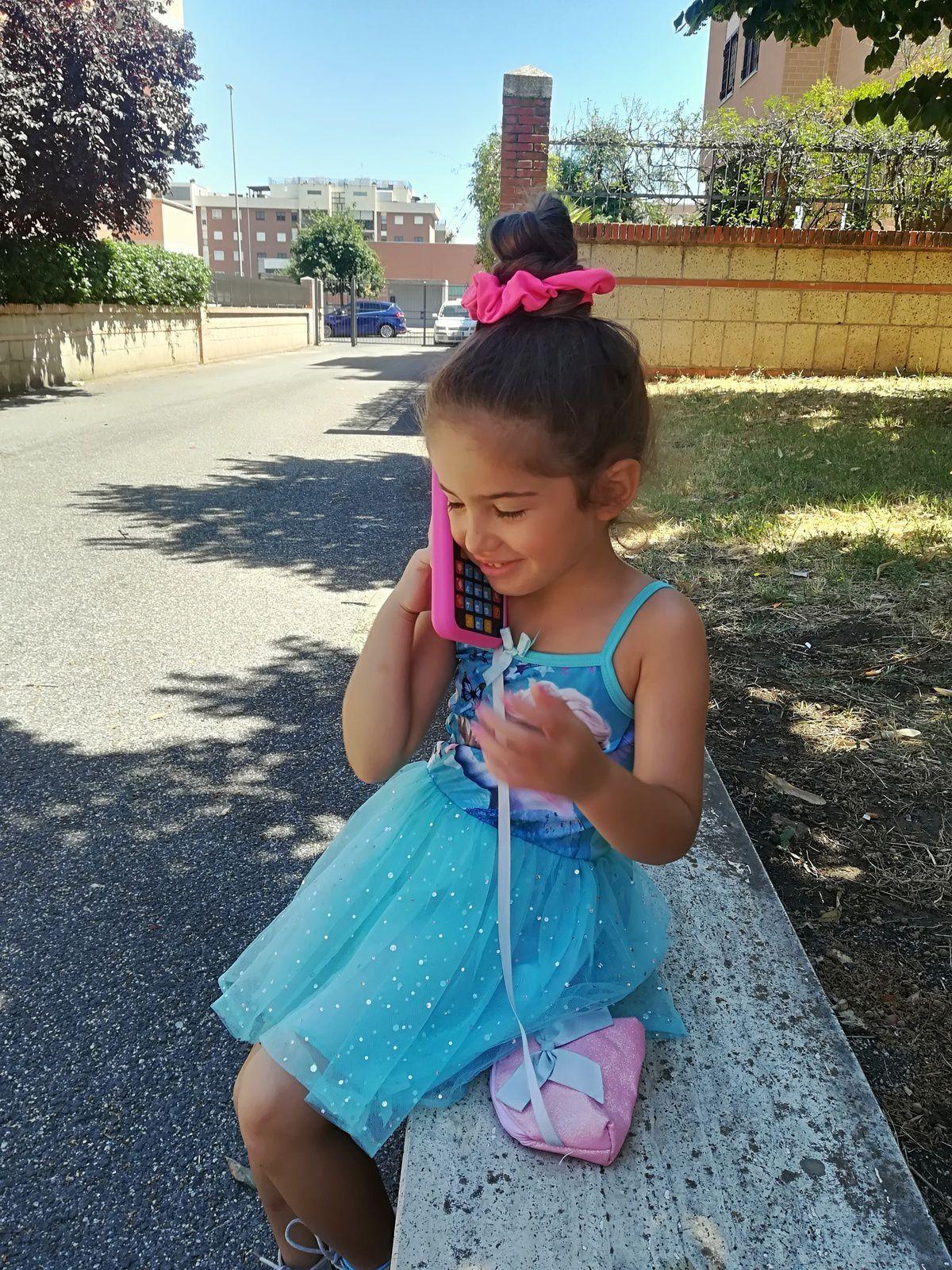 La telefon cu Alexandra