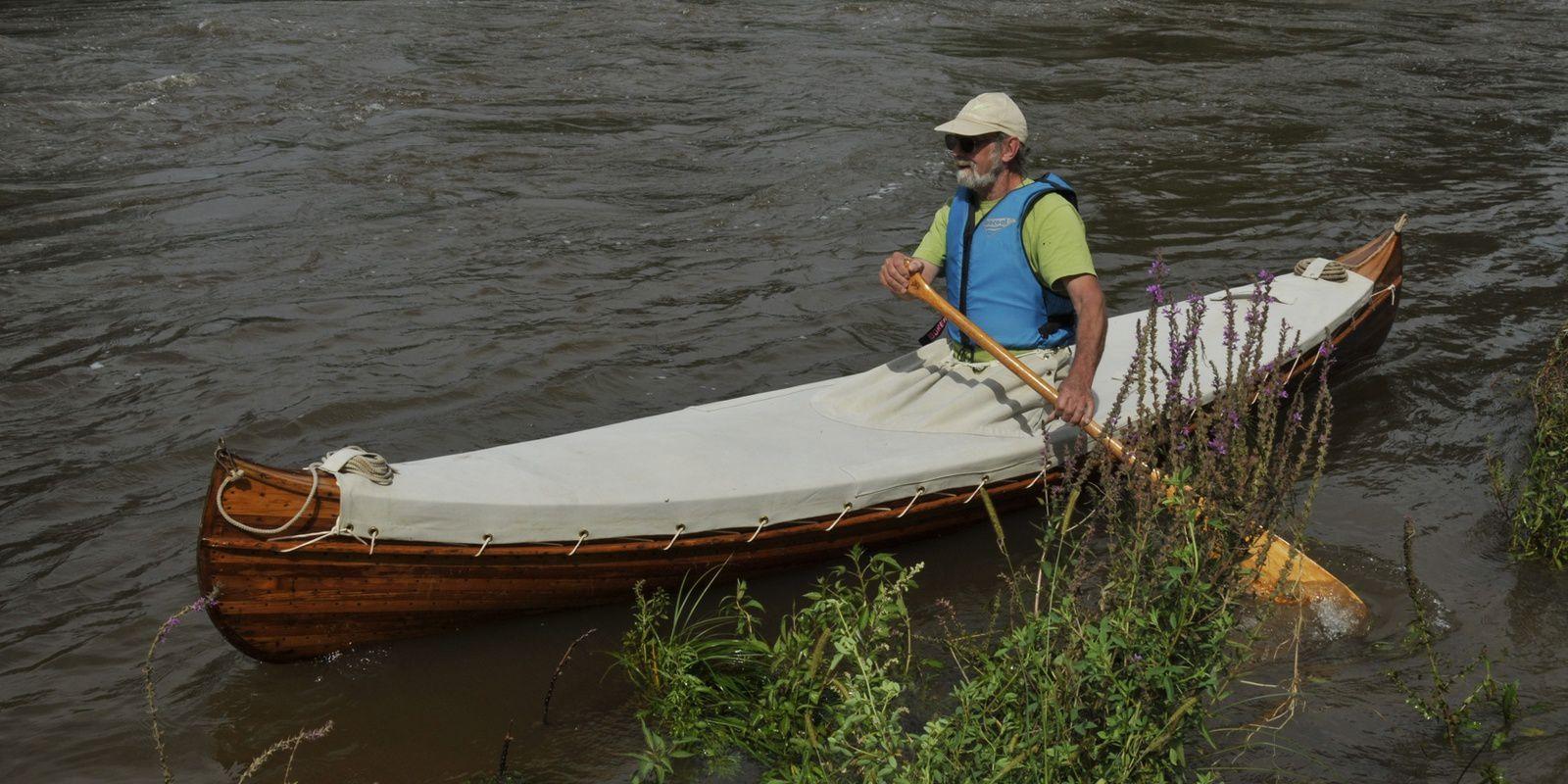 L'Allier en canoë et kayak bois du 4 au 9 août