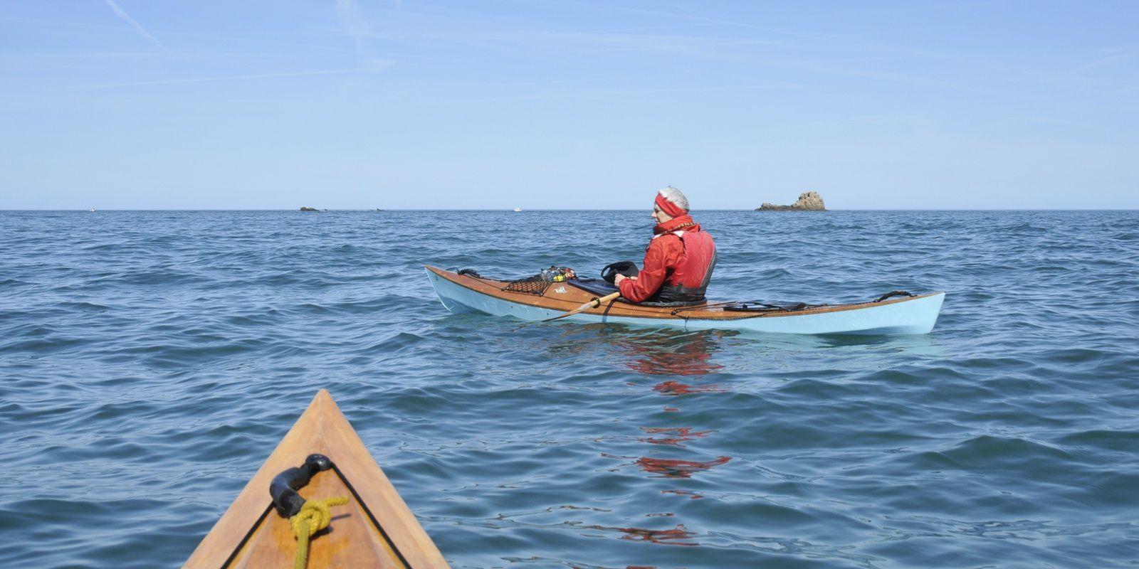 2 Kayaks Léo à Cézambre