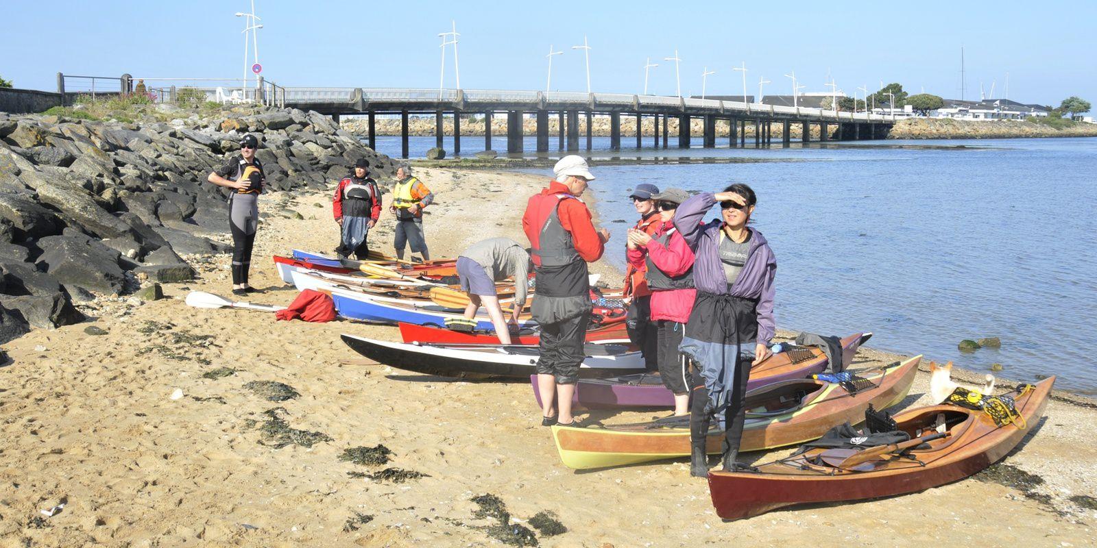 3éme rassemblement de kayaks Léo, les 23, 24 et 25 mai 2015