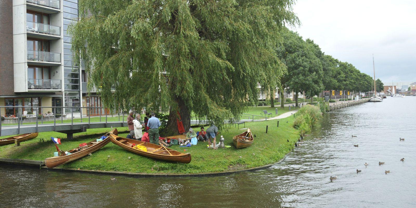la Frise en canoë et kayak bois, du 11 au 17 aout