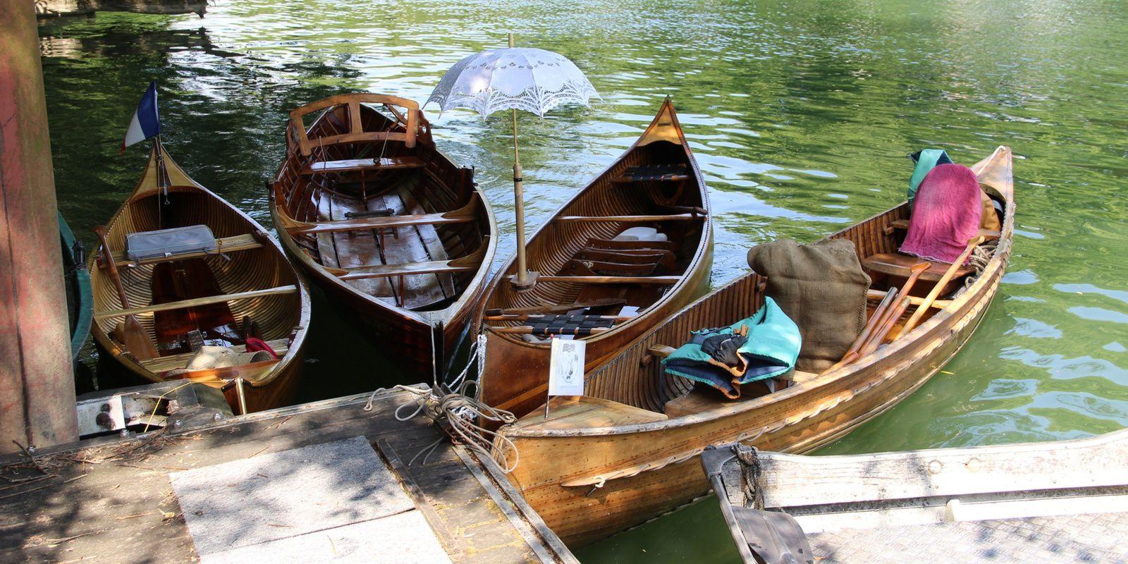 La fête du canotage : FestiMarne les 27 et 28 mai - NOGENT sur MARNE