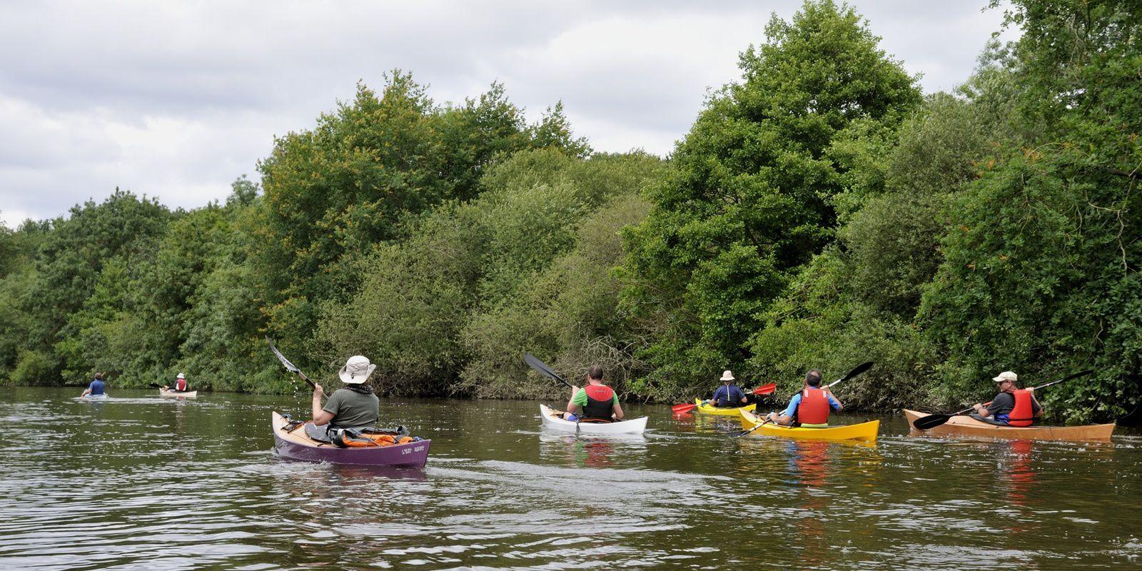 6ème Kayak Léo Trophy les 17 et 18 juin sur la Sèvre Nantaise