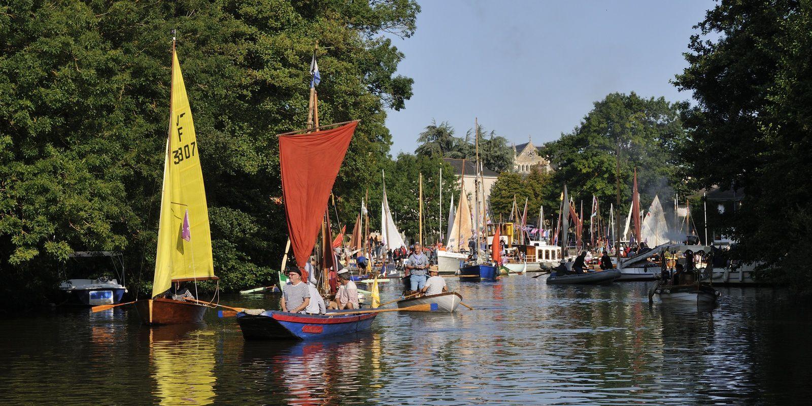 Nantes : les rendez-vous de l'erdre, les 1er, 2 et 3 septembre