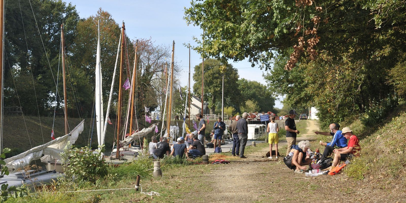 Réglages d'automne sur l'Erdre avec OICO le 14 octobre