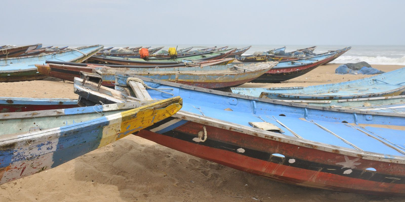Chandrabhaga beach - India - juil 18