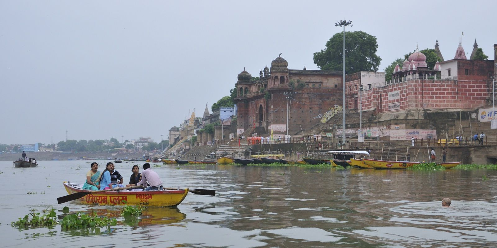 Varanasi - India- juil.18