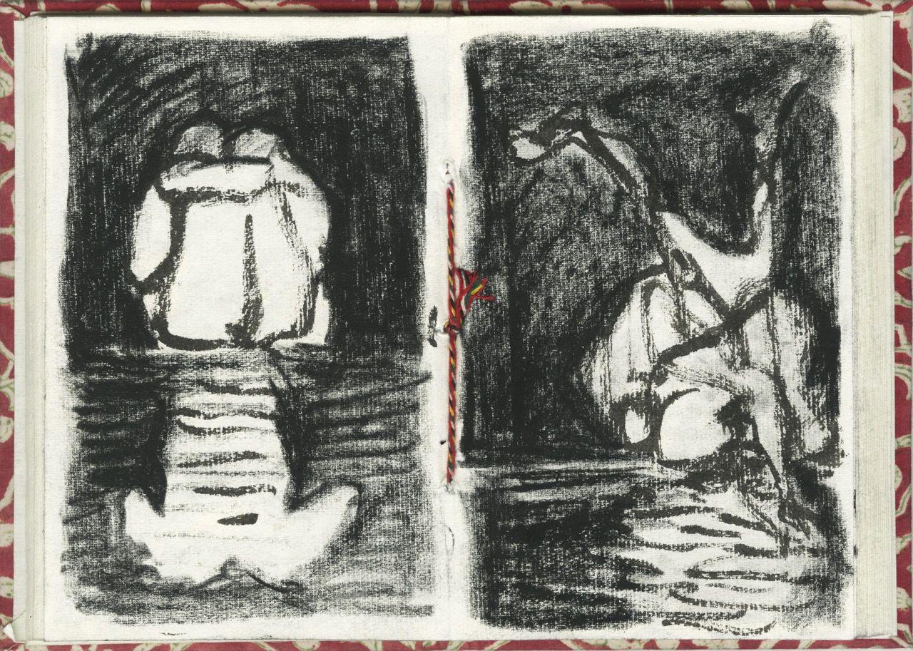 VESSEL croqué au Théâtre de Chaillot